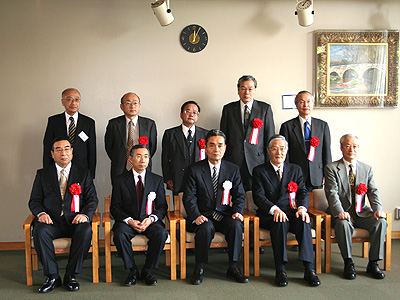平成20年度日本農学賞受賞者