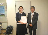 English Presentation Award (第123回大会)